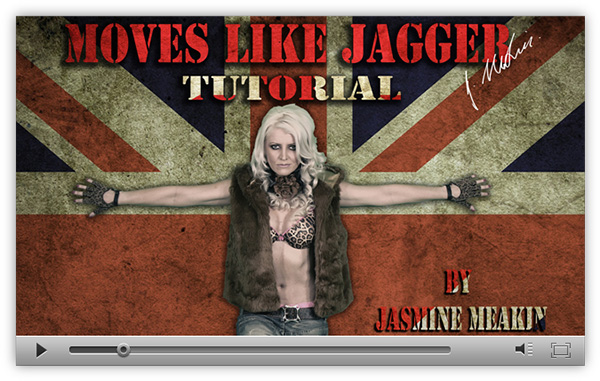 Preview of Moves Like Jagger Hip Hop Dance Tutorial by Jasmine Meakin