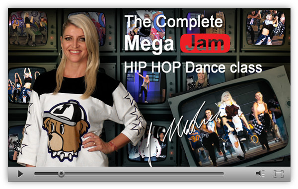 The Complete MEGA JAM Hip Hop Dance Class